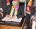 Kölner Dreigestirn - Vertragsunterzeichnung Sessionsvertrag und Rathausempfang 2014-1634.jpg