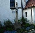 Kříž u kostela v Horní Stropnici (Q104973831).jpg