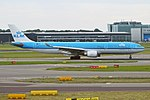 KLM, PH-AKB, Airbus A330-303 (28476290655).jpg