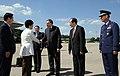 KOCIS Korea President Park G20 SeoulAirport 02 (9668952781).jpg