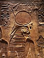 KV17, the tomb of Pharaoh Seti I of the Nineteenth Dynasty, Chamber I (so-called Room of Beauties), detail of Hathor, Valley of the Kings, Egypt (49845802243).jpg