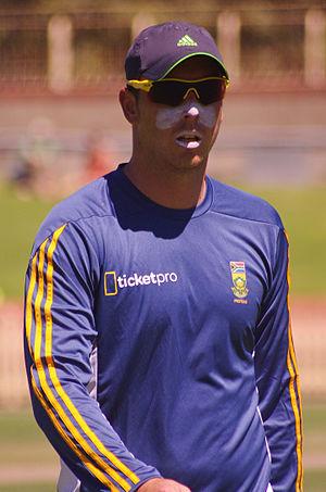 Kyle Abbott (cricketer) - Image: KYLE ABBOTT (15085178894)