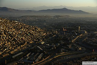 Kabul Capital and largest city of Afghanistan, located in the eastern section of the country