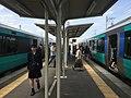 Kami-Sugaya Station platforms April 29 2019 1pm 13 36 56 104000.jpeg