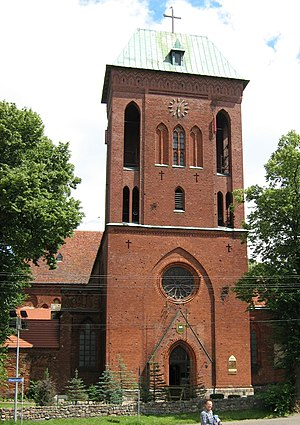 Roman Catholic Archdiocese of Szczecin-Kamień -  Co-Cathedral of St John the Baptist in Kamień Pomorski