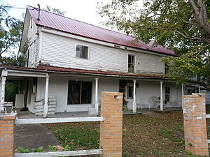 National Register of Historic Places listings in Wirt County, West Virginia