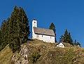 Kapelle Sogn Sievi (Kapelle St. Eusebius) boven Breil-Brigels. (actm) 01.jpg