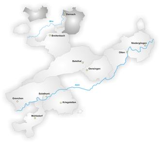 Dorneck District - Dorneck District, canton of Solothurn