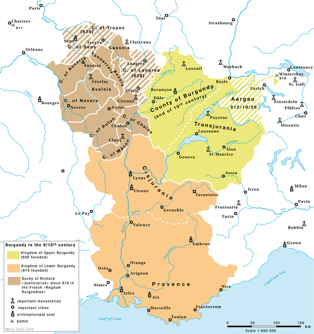 Kingdom of Arles Wikiwand