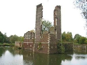 Die Ruine des Schlosses Schaesberg