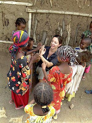 Kat Cole - Cole in Ethiopia