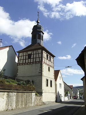 Katzenbach, Germany - Katzenbach bell tower