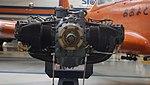 Kawasaki KAE-240 reciprocating engine front view at Kakamigahara Aerospace Science Museum November 2, 2014.jpg