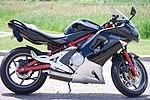 Kawasaki Ninja 650R side