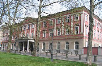 Congress Square - Image: Kazina Ljubljana