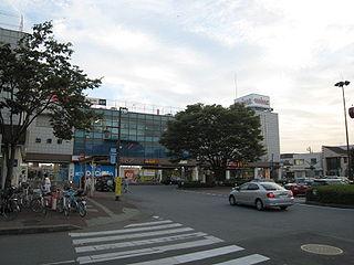Kazo,  Saitama-ken, Japan