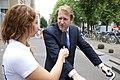Kees Verhoeven, Lancering Europese Mobiliteitsweek 2010.jpg
