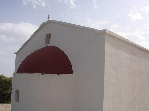 Kefalovrissi church Ayia Marina