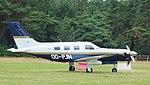 Keiheuvel Piper PA-46-350P Malibu Mirage-Jetprop DLX OO-PJM 03.JPG