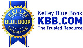 Kelley Blue Book Vehicle valuation and automotive research company