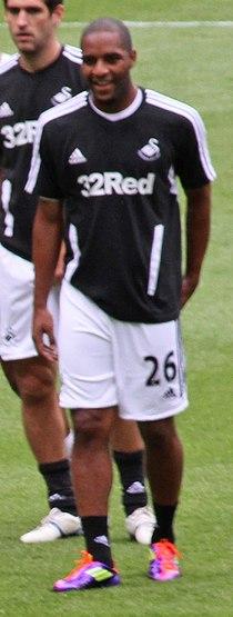 Kemy Agustien Swansea City warm (cropped).jpg