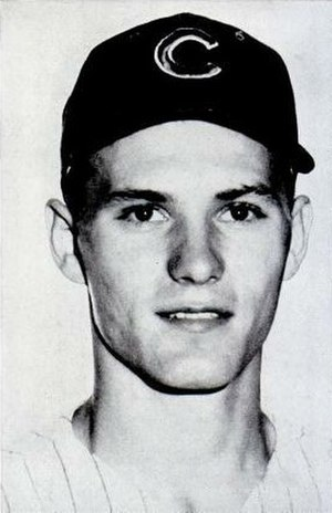 Morristown Cubs - Ken Hubbs played part of his first professional season with Morristown in 1959.