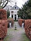 foto van Huis van Johan van Rossem