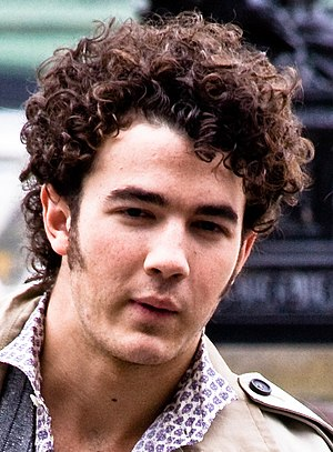 Kevin Jonas, London South Bank.