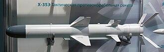Kh-35 - Image: Kh 35E maq maks 2009