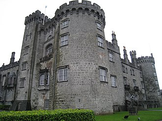 Siege of Kilkenny - Kilkenny Castle