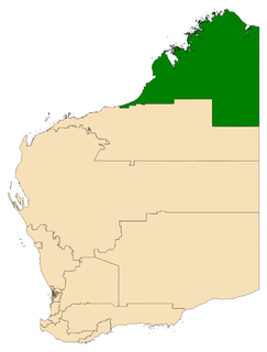 Electoral district of Kimberley state electoral district of Western Australia