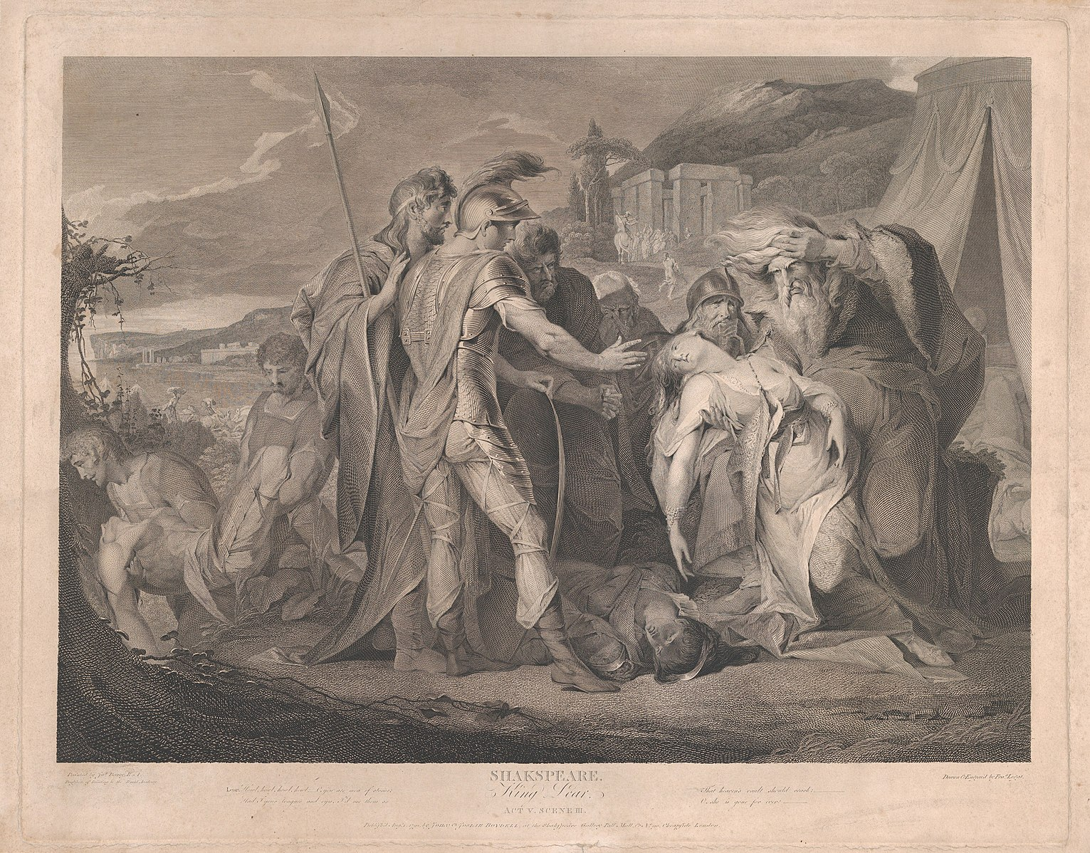 analysis of shakespeares king lear King lear, by william shakespeare, is a play with two stories that eventually intertwine to change the way england is ruled in the main story, king lear has three daughters in the main story, king lear has three daughters.