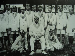 Thailand national football team - King Vajiravudh Rama VI, the founder of the Football Association of Thailand.