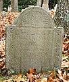 Kinne Cemetery 1747 stone.jpg