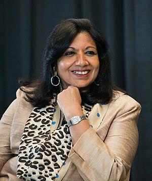 Kiran Mazumdar-Shaw - Mazumdar-Shaw in 2014