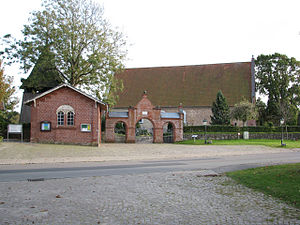 Langenhorn (Nordfriesland) - St. Lawrence church