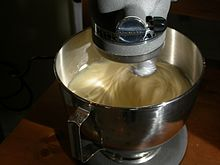 Dough blender