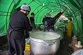 Kitchens in Iran آشپزخانه ها و ایستگاه های صلواتی در شهر مهران در ایام اربعین 121.jpg