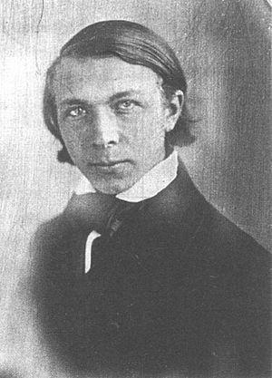Ferdinand Kittel - Ferdinand Kittel (1854)