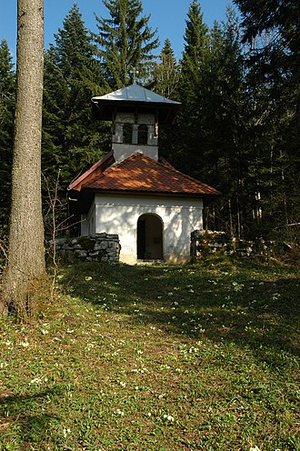 Klance - Church in Klance