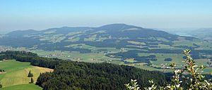 Alpine foothills - Kolomansberg, Salzkammergut Mountains, Austria