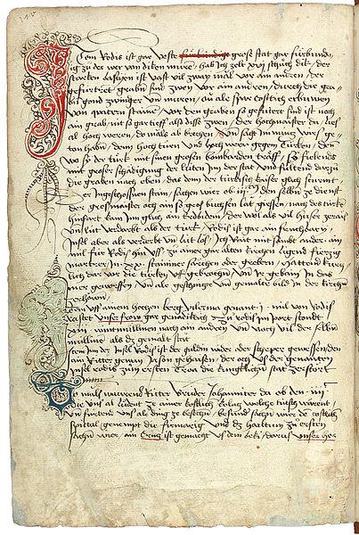 File:Konrad von Grünenberg - Beschreibung der Reise von Konstanz nach Jerusalem - Blatt 21v - 048.jpg