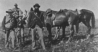 Koos de la Rey - Koos de la Rey in 1902