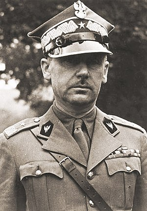 Krystyna Skarbek - Gen. Kopański, Chief of Staff to the Commander-in-Chief of the Polish Armed Forces in the West (1943–46)