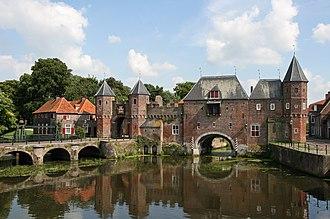 Amersfoort - Medieval gate Koppelpoort