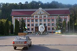 Kosiv City Hall.JPG