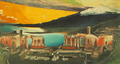 Kosztka Csontváry – A taorminai görög színház romjai.PNG