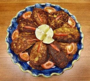 Cutlet - Iranian cutlets