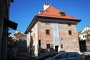 EUROPEUM - European Culture Centre - Image: Kraków, pl. Sikorskiego 6 (1)