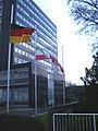 Kreishaus Paderborn Beflaggung Volkstrauertag 2008.jpg